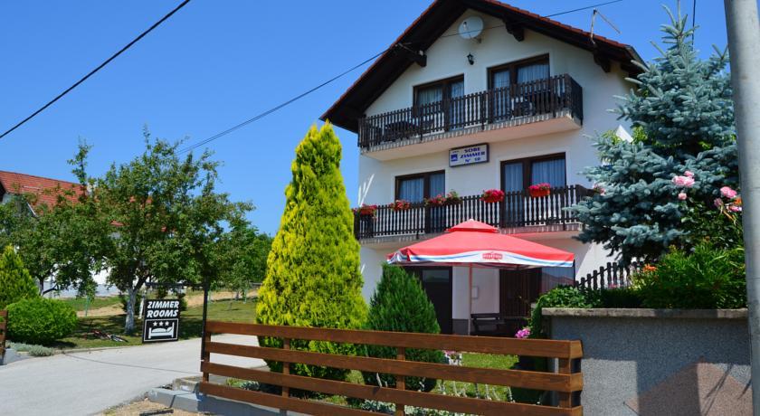 Pension in der Nähe der Plitvicer Seen in Kroatien
