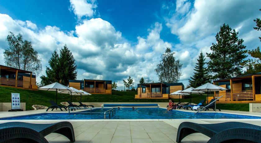 Turisten Resort Grabovac in Plitvice