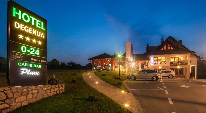 günstiges Hotel am Nationalpark Plitvicer Seen