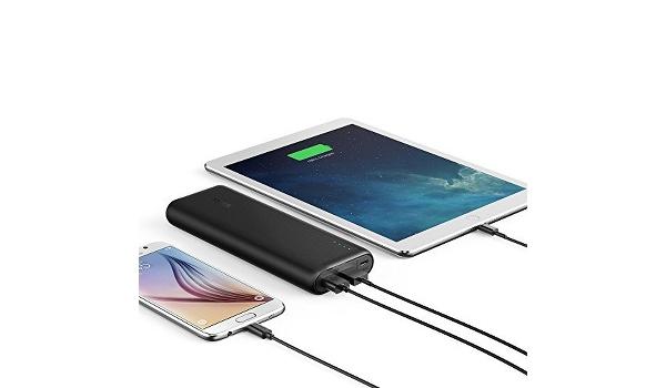 Powerbank für Tablet und Smartphone
