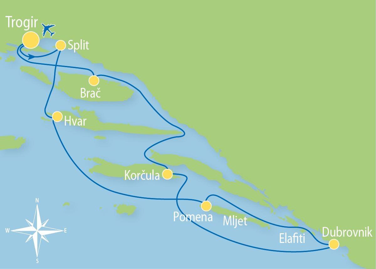 Kroatien Urlaub 2020